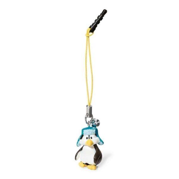 Аксесоар за смартфон - Пингвин - Детски играчки - Плюшени играчки - За детето - Детски аксесоари