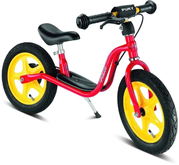 Балансиращо колело със спирачка PUKY LR 1L BR - червено - Играчки за навън - Балансиращи колела