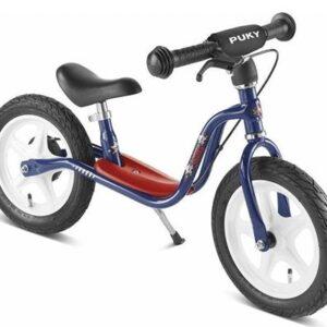 Балансиращо колело със спирачка PUKY LR 1L BR - тъмно синьо - Играчки за навън - Балансиращи колела