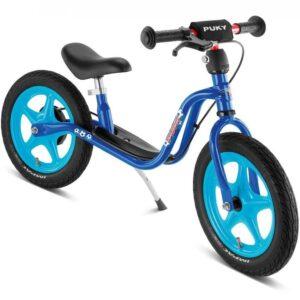 Балансиращо колело със спирачка PUKY LR 1L BR - тъмно синьо и светло синьо - Играчки за навън - Балансиращи колела