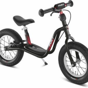 Балансиращо колело със спирачка и степенка PUKY LR XL - черно - Играчки за навън - Балансиращи колела