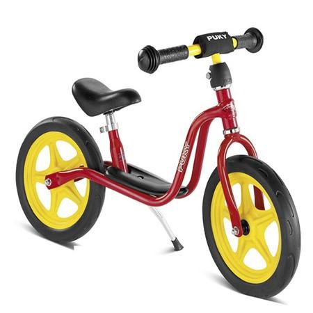 Балансиращо колело за деца над 3 години, PUKY LR 1 - червено - Играчки за навън - Балансиращи колела