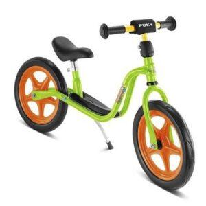Балансиращо колело за деца над 3 години, PUKY LR 1 - киви - Играчки за навън - Балансиращи колела