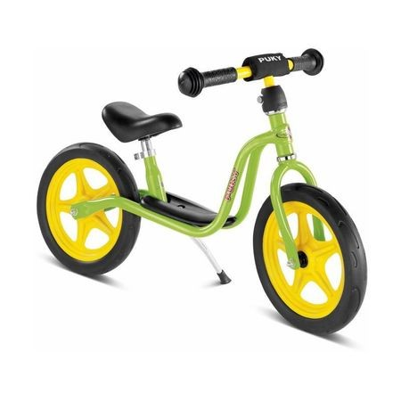 Балансиращо колело за деца над 3 години, PUKY LR 1 - зелено - Играчки за навън - Балансиращи колела