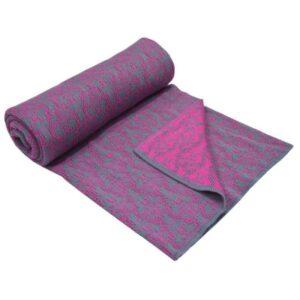 Бамбуково бебешко одеяло с животни - За бебето - Аксесоари за детска стая - Завивки / Одеяла