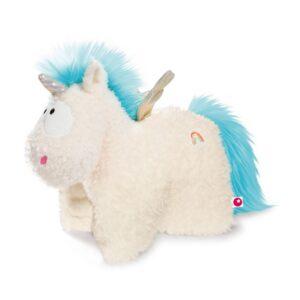 Бъзглавница за гушкане с еднорогът Wingfried - Детски играчки - Плюшени играчки