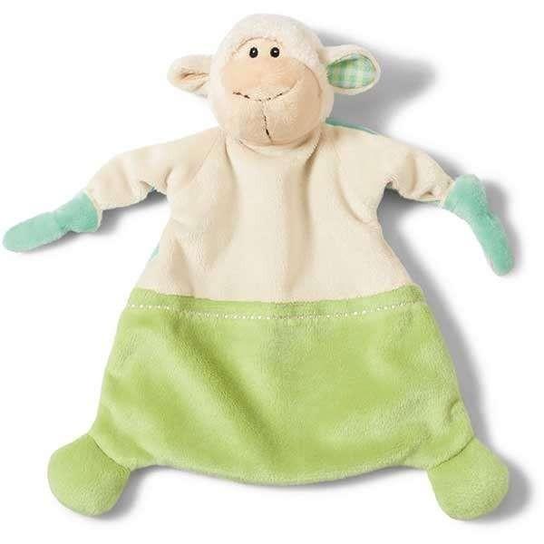 Бебешка играчка - дудунка агънце - Детски играчки - Плюшени играчки