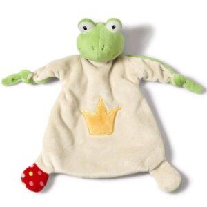 Бебешка играчка - дудунка Жаба - Детски играчки - Плюшени играчки