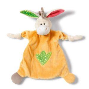 Бебешка играчка - дудунка магаре - Детски играчки - Плюшени играчки