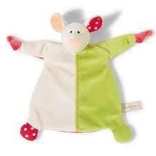 Бебешка играчка - дудунка Мишле - Детски играчки - Плюшени играчки