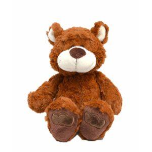Бебешка играчка плюшено Мече 25 см, кафяво - Детски играчки - Плюшени играчки
