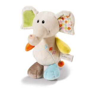 Бебешка играчка Слончето Дунди - Детски играчки - Плюшени играчки