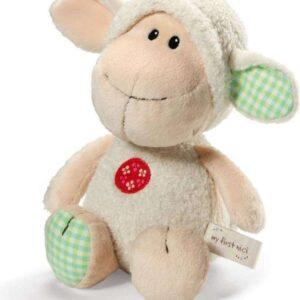 Бебешка плюшена играчка Агънце - Детски играчки - Плюшени играчки