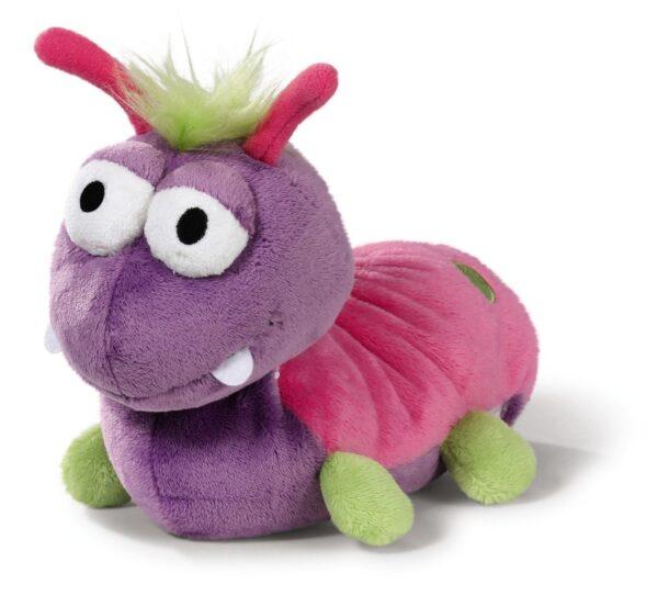 Бебешка плюшена играчка - Гъсеницата Маргарет, 25 см. - Детски играчки - Плюшени играчки