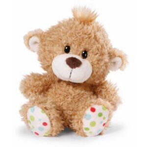 Бебешка плюшена играчка Карамелено Мече - Детски играчки - Плюшени играчки