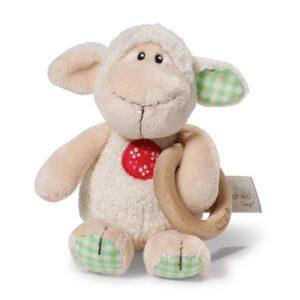 Бебешка плюшена играчка Lamb Monny - Детски играчки - Плюшени играчки
