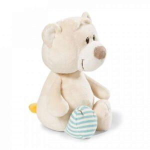 Бебешка плюшена играчка - Мече - Детски играчки - Плюшени играчки