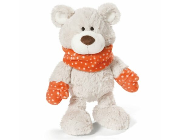 Бебешка плюшена играчка Мече Sir Beartur- 25 см. - Детски играчки - Плюшени играчки