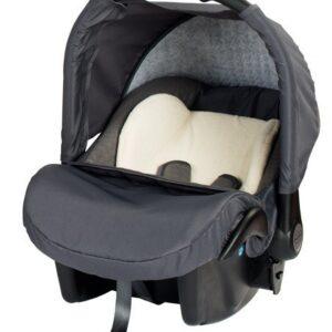 Бебешко кошче за кола Baby Merc Zipy - Сиво - Бебешки колички - Кошчета за кола