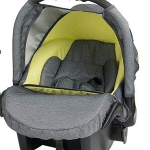 Бебешко кошче за кола Baby Merc Zipy - Светло зелено - Бебешки колички - Кошчета за кола