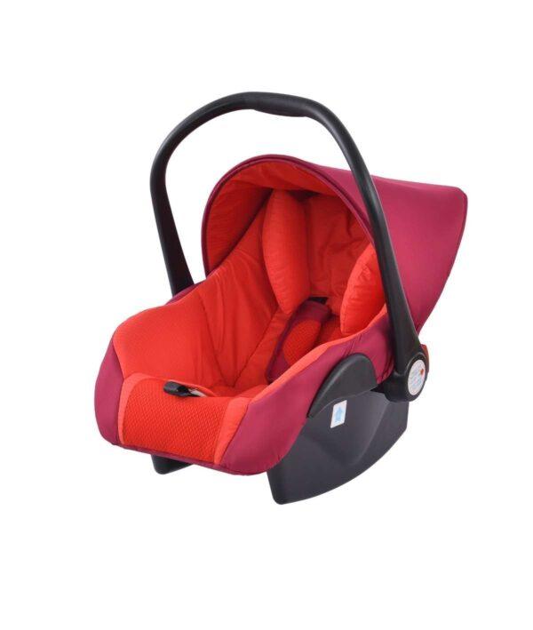 Бебешко кошче за кола Zooper, Flaming Plaid, Червено - Бебешки колички - Кошчета за кола