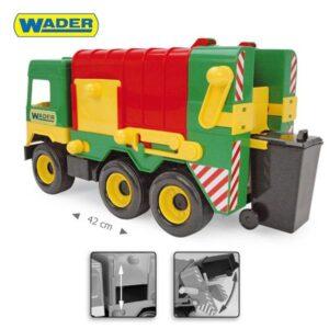Боклучийски камион за игра - Детски играчки - Детски камиончета и коли
