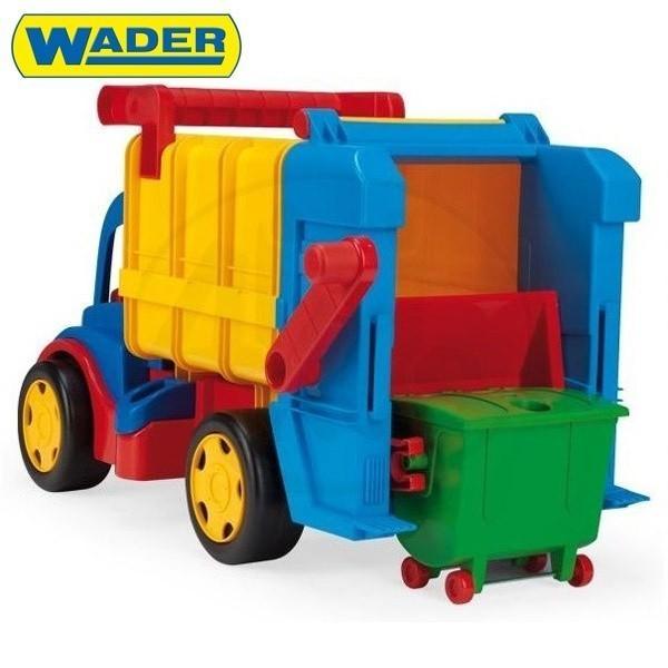 Боклукчийски камион за деца - Детски играчки - Детски камиончета и коли