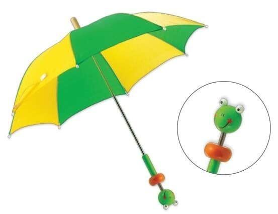Чадър за деца с жабка - Детски играчки - Други занимателни и спортни играчки - Дървени играчки