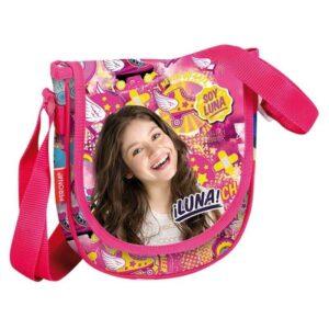 Чанта за момичета за носене през рамо - Soy Luna - За детето - Soy Luna - Детски чанти и портмонета