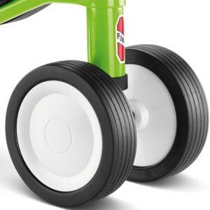 Четириколка за деца PUKY PUKYLINO P1 - киви - Играчки за навън - Детски триколки и четириколки