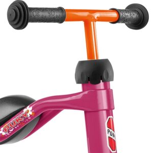 Четириколка за деца PUKY WUTSCH - розова - Играчки за навън - Детски триколки и четириколки