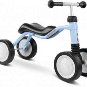 Четириколка за деца PUKY WUTSCH - синя - Играчки за навън - Детски триколки и четириколки