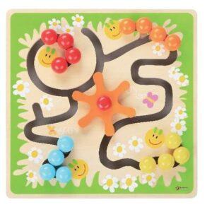 Дървена детска играчка - Лабиринт - Детски играчки - Образователни играчки - Дървени играчки