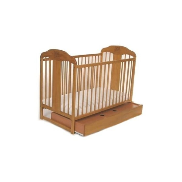 Дървена кошара - Мече - За бебето - Аксесоари за детска стая - Бебешки кошари