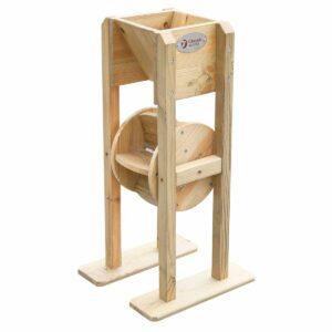 Дървена мелничка за игра с пясък - Мебели и играчки за детски градини и центрове - Комплекти за игра с пясък