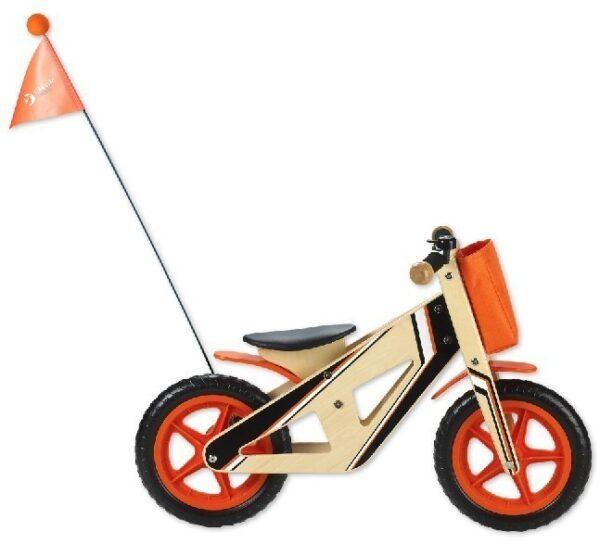 Дървено колело за баланс за деца - Детски играчки - Други занимателни и спортни играчки - Дървени играчки