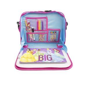 Детска чанта дисни с принадлежности за рисуване - Детски играчки - Образователни играчки - Disney Princess