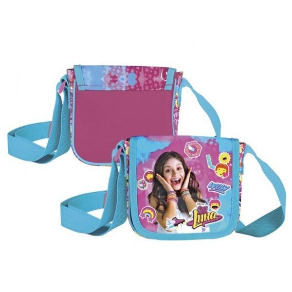 Детска чанта за през рамо - Сой Луна - Ученически пособия - За детето - Soy Luna - Детски чанти и портмонета