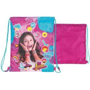 Детска чанта за спорт - Сой Луна - Ученически пособия - Ученически раници - За детето - Soy Luna