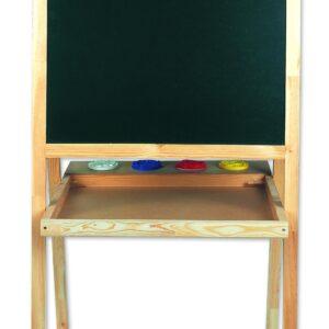 Детска дъска за рисуване и писане - 5 в 1 - Детски играчки - Образователни играчки - Дървени играчки