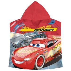 Детска хавлия с качулка - Маккуин - Детски дрехи и обувки - Disney Cars