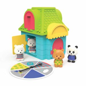 Детска игра - Намери мечетата - Детски играчки - STEM Играчки
