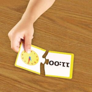 Детска игра - Научи какво показва часовника - Детски играчки - Образователни играчки
