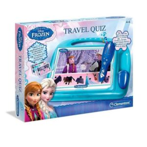 Детска игра с въпроси - Замръзналото кралство - Детски играчки - Образователни играчки - Frozen