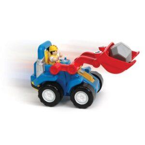 Детска играчка – Багера Люк - Детски играчки - Детски камиончета и коли