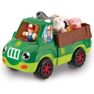 Детска играчка - Фермерското камионче на Фреди - Детски играчки - Детски камиончета и коли