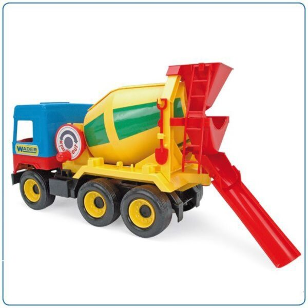 Детска играчка камион бетоновоз - Детски играчки - Детски камиончета и коли