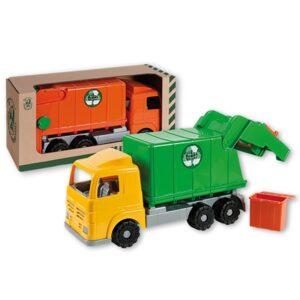 Детска играчка - камион за боклук, Unico - Детски играчки - Детски камиончета и коли