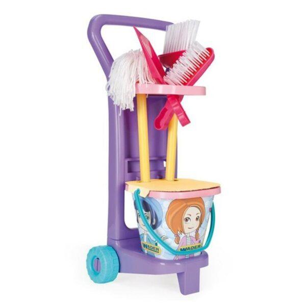 Детска играчка количка за почистване - Детски играчки - Други занимателни и спортни играчки