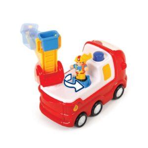 Детска играчка - Пожарната на Ърни - Детски играчки - Детски камиончета и коли